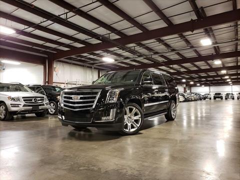 2018 Cadillac Escalade ESV for sale in Nashville, TN