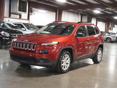 2016 Jeep Cherokee for sale in Mount Juliet, TN