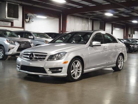 2013 Mercedes-Benz C-Class for sale in Mount Juliet, TN