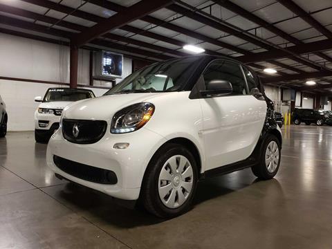 Smart Auto Johnson City Tn >> 2017 Smart Fortwo For Sale In Mount Juliet Tn