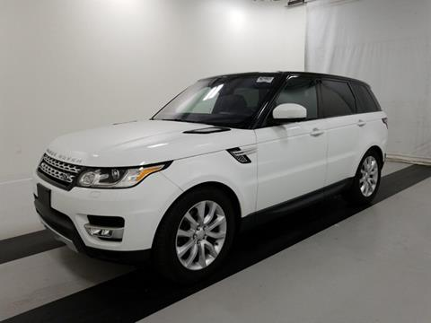2016 Land Rover Range Rover Sport for sale in Mount Juliet, TN