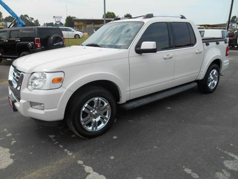 2010 Ford Explorer Sport Trac for sale in Tyler, TX