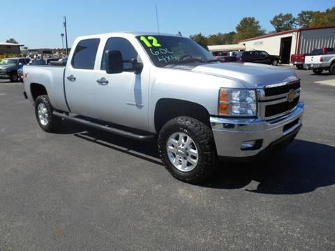 2012 Chevrolet Silverado 2500HD for sale in Tyler, TX