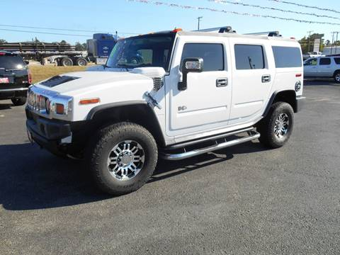 2006 HUMMER H2 for sale in Tyler, TX