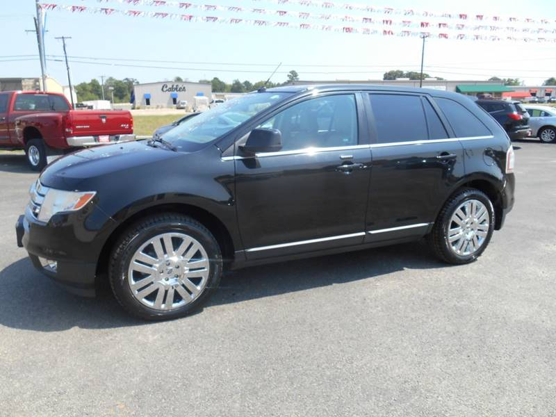 Ford Edge Limited Dr Crossover Tyler Tx