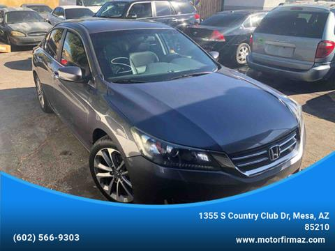 2013 Honda Accord for sale in Mesa, AZ