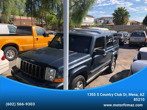2006 Jeep Commander for sale in Mesa, AZ