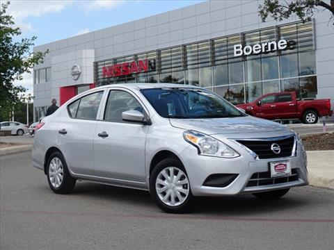 2017 Nissan Versa for sale in Boerne, TX
