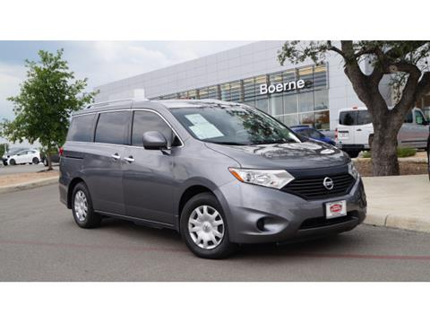 2014 Nissan Quest for sale in Boerne, TX