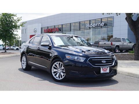 2016 Ford Taurus for sale in Boerne, TX