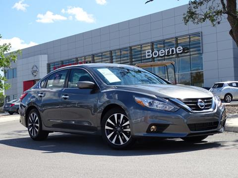 2017 Nissan Altima for sale in Boerne, TX