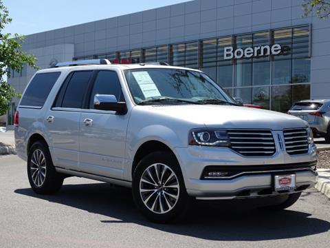 2017 Lincoln Navigator for sale in Boerne, TX