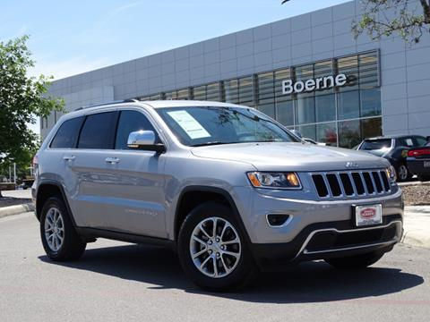 2016 Jeep Grand Cherokee for sale in Boerne, TX