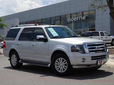 2014 Ford Expedition for sale in Boerne, TX