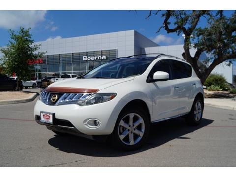 2009 Nissan Murano for sale in Boerne, TX