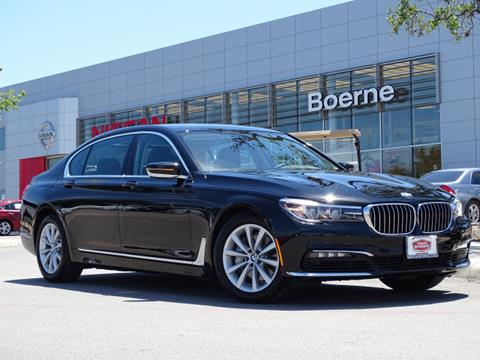 2017 BMW 7 Series for sale in Boerne, TX