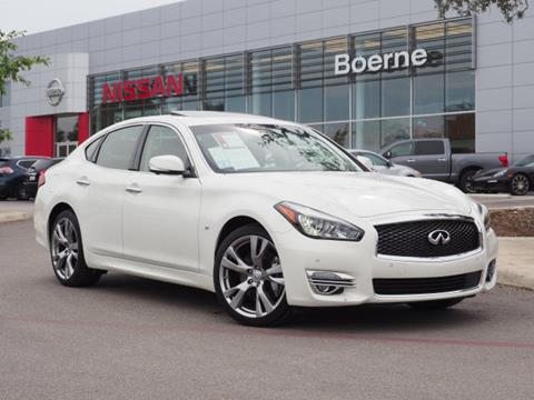 2015 Infiniti Q70 for sale in Boerne, TX