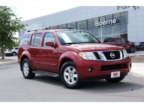2011 Nissan Pathfinder for sale in Boerne, TX