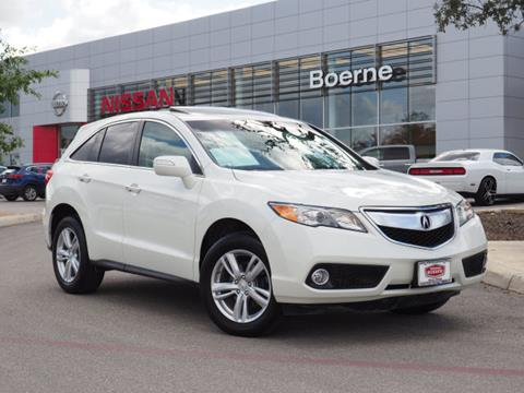 2014 Acura RDX for sale in Boerne, TX