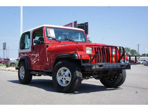 1995 Jeep Wrangler for sale in Boerne, TX