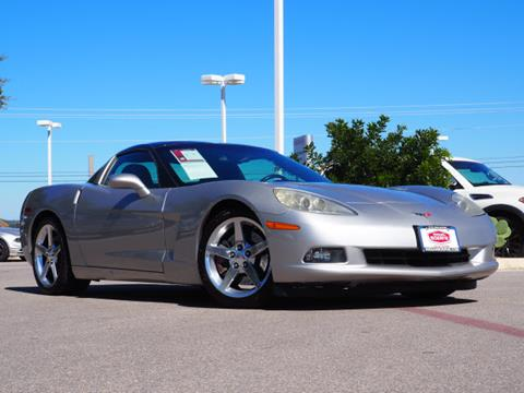 2005 Chevrolet Corvette for sale in Boerne, TX