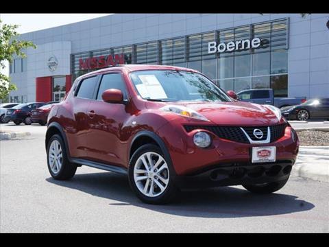 2014 Nissan JUKE for sale in Boerne, TX