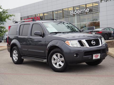 2012 Nissan Pathfinder for sale in Boerne, TX