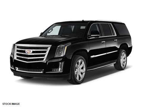 2016 Cadillac Escalade ESV for sale in Boerne, TX
