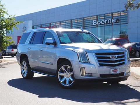 2016 Cadillac Escalade for sale in Boerne, TX