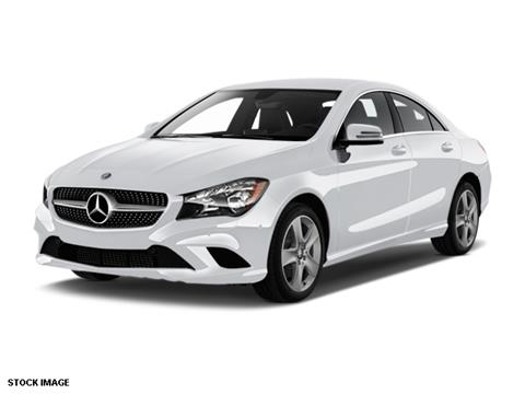 2016 Mercedes-Benz CLA for sale in Boerne, TX