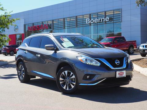 2017 Nissan Murano for sale in Boerne, TX