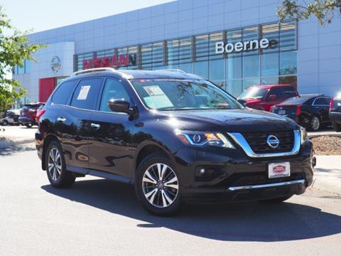 2017 Nissan Pathfinder for sale in Boerne, TX