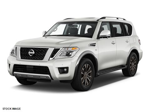 2017 Nissan Armada for sale in Boerne, TX