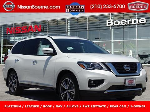 2019 Nissan Pathfinder for sale in Boerne, TX