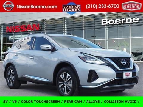 2019 Nissan Murano for sale in Boerne, TX