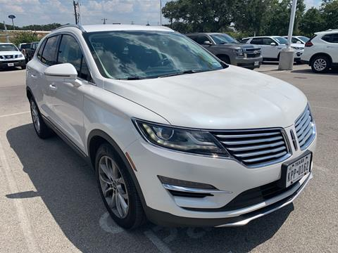 2016 Lincoln MKC for sale in Boerne, TX