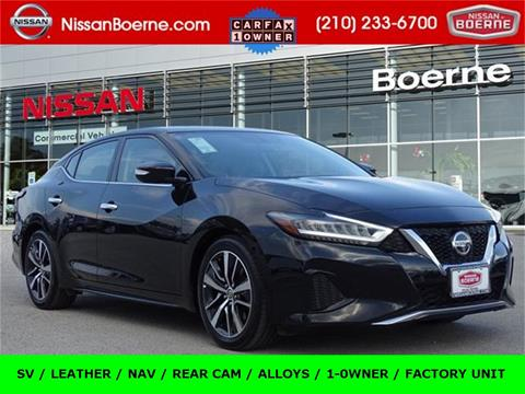 2019 Nissan Maxima for sale in Boerne, TX
