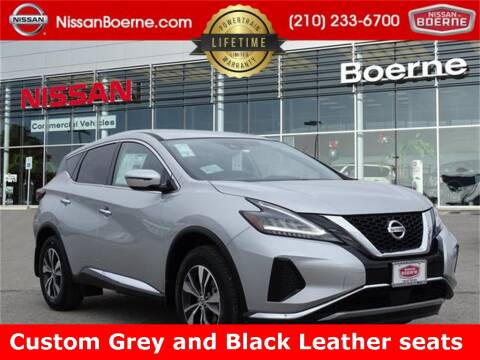 2020 Nissan Murano for sale at Nissan of Boerne in Boerne TX