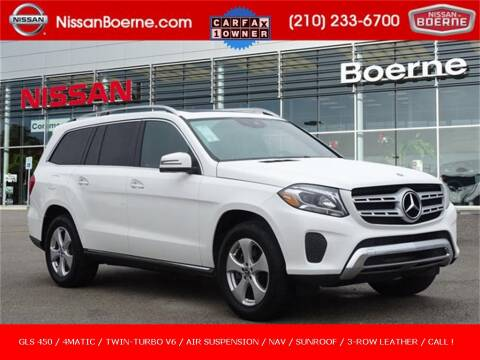 2019 Mercedes-Benz GLS for sale at Nissan of Boerne in Boerne TX