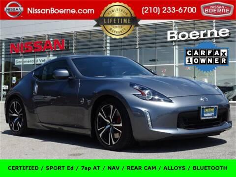 Used Nissan 370z For Sale In San Antonio Tx Carsforsale Com