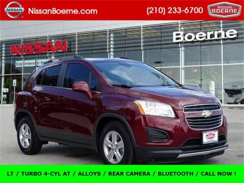 2016 Chevrolet Trax for sale at Nissan of Boerne in Boerne TX