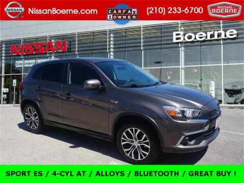 2016 Mitsubishi Outlander Sport for sale at Nissan of Boerne in Boerne TX