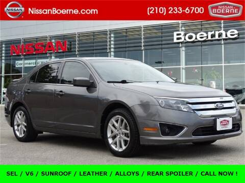 2011 Ford Fusion for sale at Nissan of Boerne in Boerne TX