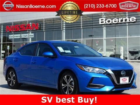 2020 Nissan Sentra for sale at Nissan of Boerne in Boerne TX