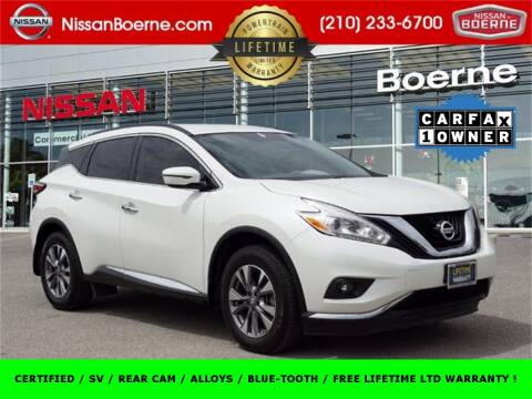 2017 Nissan Murano for sale at Nissan of Boerne in Boerne TX