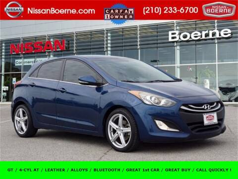2015 Hyundai Elantra GT for sale at Nissan of Boerne in Boerne TX