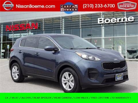 2017 Kia Sportage for sale at Nissan of Boerne in Boerne TX