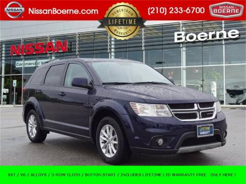2017 Dodge Journey for sale at Nissan of Boerne in Boerne TX