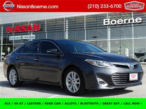 2015 Toyota Avalon for sale at Nissan of Boerne in Boerne TX