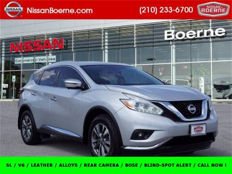 2016 Nissan Murano for sale at Nissan of Boerne in Boerne TX